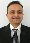 Westmead Private Hospital specialist Juned Shaikh
